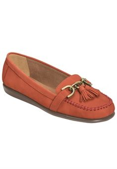 3e05faa6a40 Plus Size Super Soft Moccasin Leather Loafer Shoes
