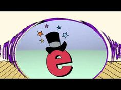 ▶ Phonics Song: That Magic e With Miss Jenny / www.edutunes.com - YouTube   changing short vowels to long vowels