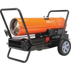 Also known as torpedo heaters or oil fired heaters, portable commercial oil filters are fueled by kerosene or diesel oil. Take a look at the features for Dayton Oil Fired Torpedo Heater. Air Pressure Gauge, Fire, Digital, Products, Gadget
