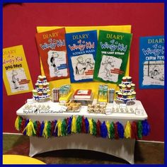 Diary of a Wimpy Kid Birthday Party Ideas | Photo 3 of 4 | Catch My Party