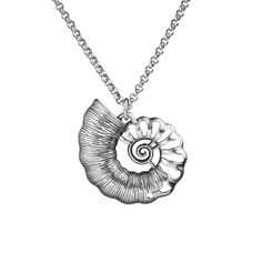 Kalevala Koru / Kalevala Jewelry / Evolution series by Nightwish pendant / Evolution Series by Nightwish is a collection celebrating the union of all living creatures, the greatest show on Earth / Silver