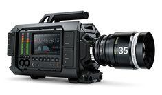 Blackmagic URSA Camera Official Announcement: