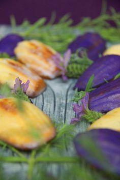 Zitronen-Lavendel Madeleines        Juni 13, 2015 Zitronen-Lavendel Madeleines