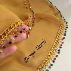 Çok Dikkat Çeken 36 Tığ İşi Boncuklu Oya Modelleri Needle Tatting Patterns, Crochet Lace Edging, Beauty Skin, Embroidery, Stitch, Sewing, Fashion, Farmhouse Rugs, Tejidos