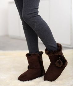 Slipper Boots – Boots   yeswalker   Free worldwide shipping on every order