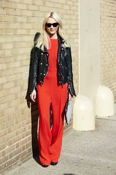 Winter Outfit Ideas From New York Fashion Week Fall 2013