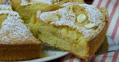 Torta alle mele morbida e senza burro perfetta per chi ama la frutta e vuole un dolce leggero da colazione o merenda.