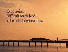 Keep going...