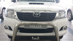 Toughness comes standard with the Toyota Hilux, Vehicles, Car, Automobile, Autos, Vehicle