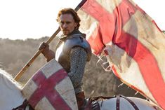 Henry V. Tom Hiddleston in the Hollow Crown series