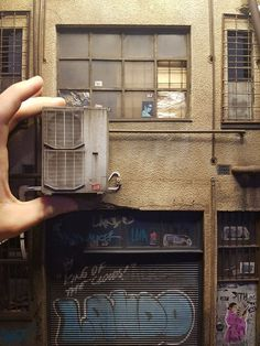 """Artist Joshua Smith creates these miniature cities that are absolutely packed with detail. The Australian artist has a certain flair for working in small details and within urban settings, the centerpiece of his work, Temple Street, is even modeledona real apartment block in Kowloon City, Hong Kong.""""I want viewers to be fooled, if I take a photo of the completed work in sunlight, to think it is the real thing,"""" Smith told ArchDaily.Want some exclusive content? Join the Ult..."""