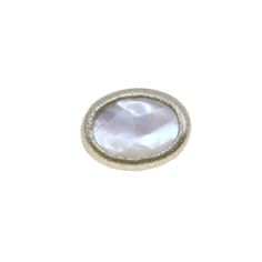 Ring made of sterling silver 925 with mother of pearl Gemstone Rings, Gemstones, Pearls, Sterling Silver, Gold, Jewelry, Jewlery, Gems, Jewerly