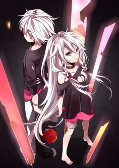 Vocaloid ~ IA IO ~a tale of six trillion years and a night~
