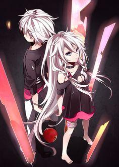Vocaloid ~ IA & IO
