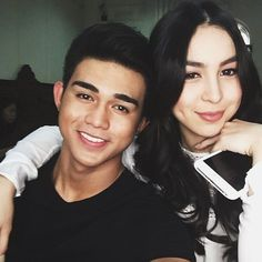 Beautiful #juliabaretto ♥ with #inigopascual #julnigo  #throwback © P.S #andiloveyouso Ang huling apat na araw. Dont miss it.