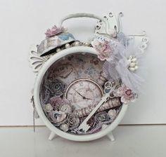 decorating with clocks