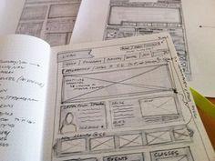 UI sketch