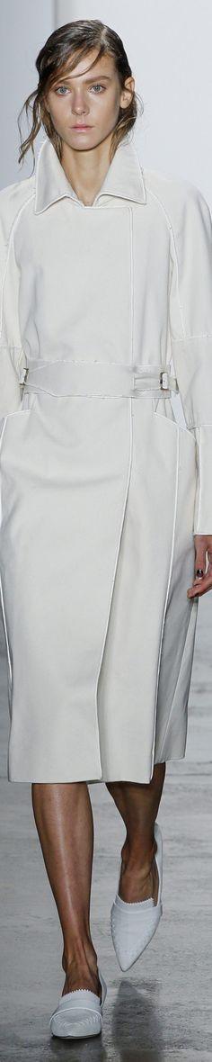 Wes Gordon Spring 2016 RTW Fashion 2016, Fashion Spring, Wes Gordon, Spring 2016, Couture Fashion, Casual Looks, Designers, Cold, Shirt Dress