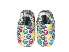 Poco Nido Baby Shoes Owl