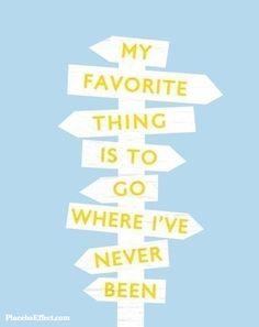 #GoNewPlaces #Travel #TryNewThings #Explore