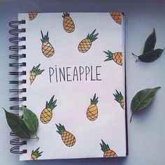 Bild über We Heart It https://weheartit.com/entry/163152556 #apple #art #beautiful #drawing #fashion #love #nice #pineapple