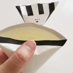 簡単なのに、機能的♫ 封が出来て、持ち運びも出来る簡単ラッピング(*´ェ`*)