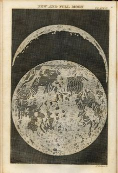 Illustration from First Book in Astronomy 1844