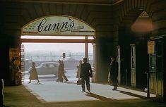 Flinders Street 1950s - Fred Mitchell