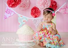 Be Inspired: Cake Smash » Confessions of a Prop Junkie