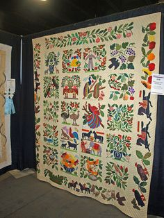 AQS Quilt Show Paducah 2015 | by aundoegh