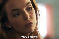 Entschuldigung Baby x - Jodie Comer - Killing Eve - Serie Detective, Jack Falahee, Gavin And Stacey, Arizona Robbins, Sandra Oh, Jodie Comer, Chef D Oeuvre, Birth Chart, Badass Women