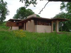Eugene Modern Monkey: Oregon's Frank Lloyd Wright House, Ninkasi Brew, + Local Food!!!