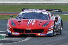 Malucelli in pole alla 12 Ore del Mugello con la Ferrari della Scuderia Praha Ferrari 488, All Cars, Le Mans, Porsche 911, Racing, Kingston, Vehicles, Sports, Model