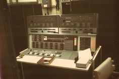 IBM 7090 Mainframe