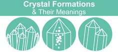 Crystal Formations and Their Meanings