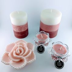 Cute Candles, Beautiful Candles, Diy Candles With Crayons, Cute Food Drawings, Candle Craft, Candle Packaging, Homemade Candles, Aromatherapy Candles, Diy Crafts To Sell