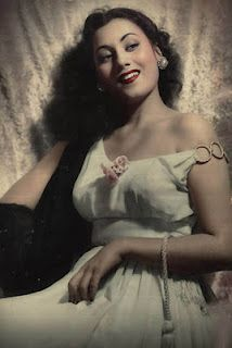 Madhubala was a Hindi movie actress. She starred in several successful movies in the 1950s and early 1960s, many of which have attained a classic status.
