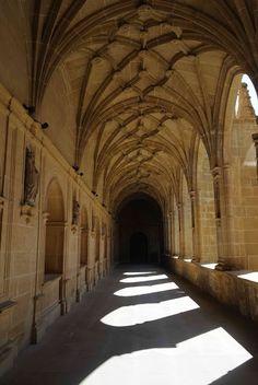 Monasterio de Yuso, San Millan de la Cogolla. La Rioja.