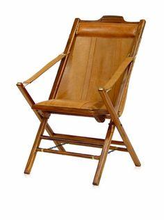 57% OFF Palecek Melbourne Folding Chair