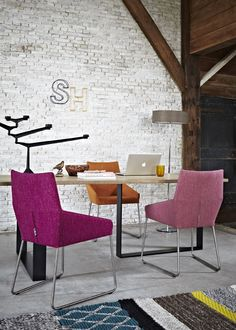 Penta | DesignOnStock #Purple #Color #dutchdesign #DOS #201605