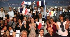 *SHOCKING STATISTICS* In the first three months of 2014 more Jews left France for Israel than at ANY OTHER TIME since the Jewish state was created in 1948, with many new immigrants citing rising anti-Semitism as a factor. http://www.haaretz.com/news/diplomacy-defense/1.606036
