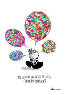 Agustina Guerrero: Diary of a volatile · Color · Funny Cartoons, Funny Comics, Cassandra Calin, Funny Doodles, Humor Grafico, Naive Art, E Cards, Funny Images, Graphic Illustration