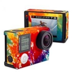 GoPro Hero4 Silver Edition Skins at iStyles