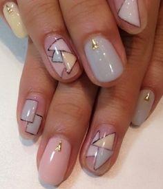 Winter nail art2013