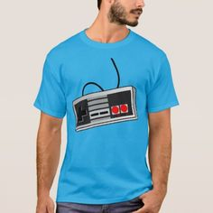 Controller T-Shirt - tap, personalize, buy right now! Video Game T Shirts, Shirt Style, Your Style, Shirt Designs, Games, Mens Tops, Stuff To Buy, Fashion, Moda