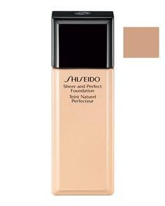 Base Sheer and Perfect Foundation Revlon, Base Mac, Maybelline, Sephora, Perfect Foundation, Shiseido, Natural Skin, Concealer, Your Skin