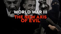 A must watch for people who are starting to realise what's really going on in the Middle East #wwiii