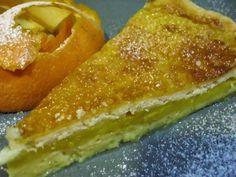 Tarte de laranja My Recipes, Dessert Recipes, Recipies, Cupcakes, Sweet Pie, Portuguese Recipes, Hot Dog Buns, Food Inspiration, French Toast