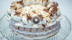 Vateltaart - Recept | 24Kitchen Kan ook gewoon met banketbakkersroom en boter en pasta