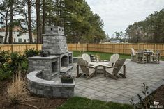 This is the patio your patio could look like.